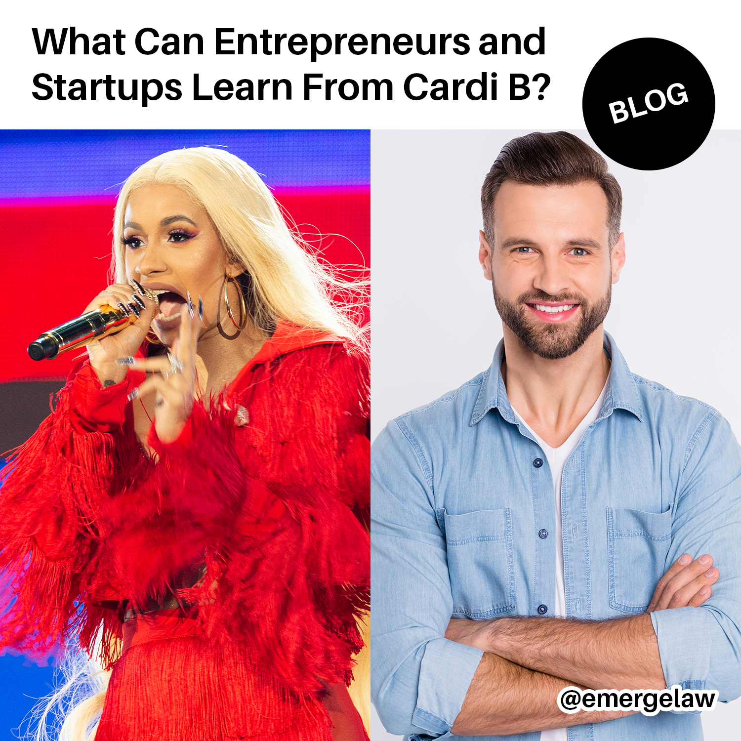 What Can Entrepreneurs and Startups Learn From Cardi B